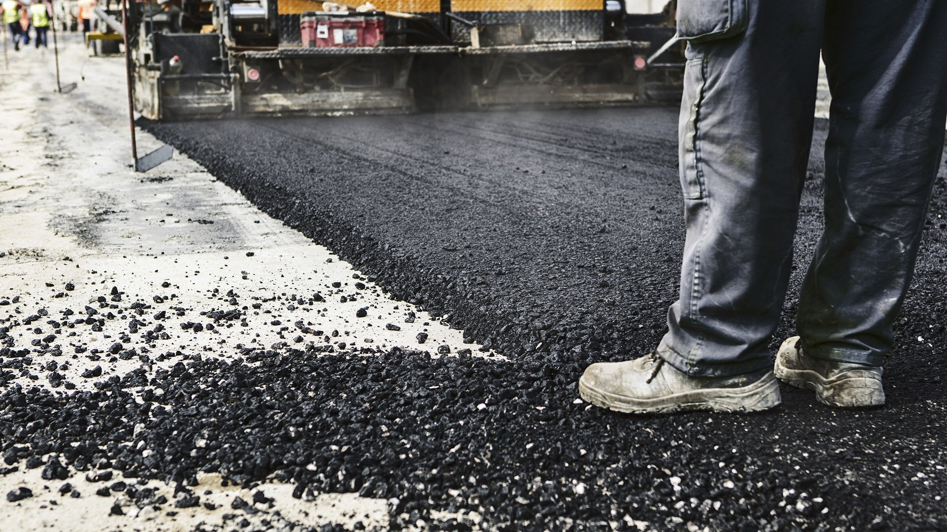 Asphalt Contractors in Saudi Arabia